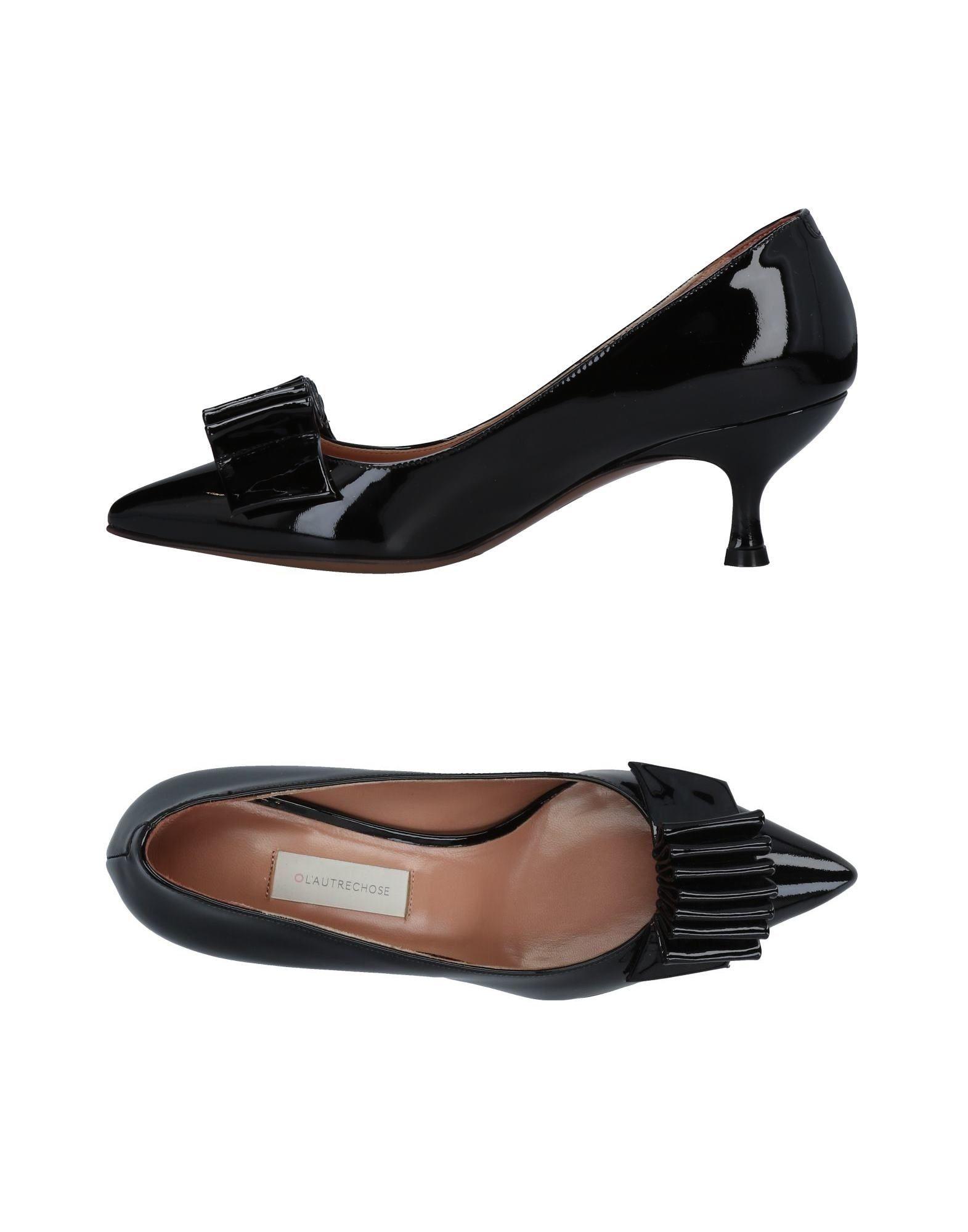 L' Autre Chose Pumps Damen  11481300FMGut aussehende strapazierfähige Schuhe