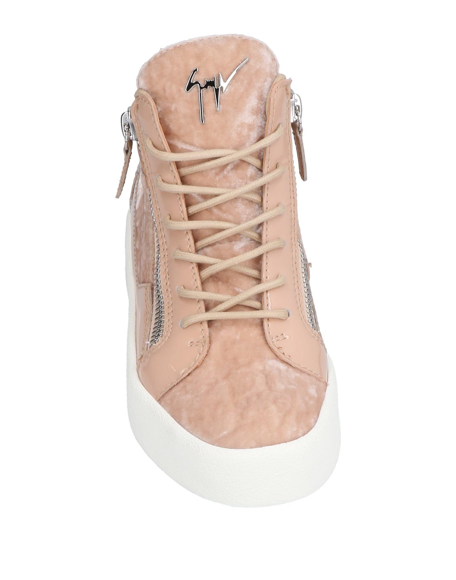 Giuseppe Zanotti Sneakers gut Damen  11481324UVGünstige gut Sneakers aussehende Schuhe 1b2c5d