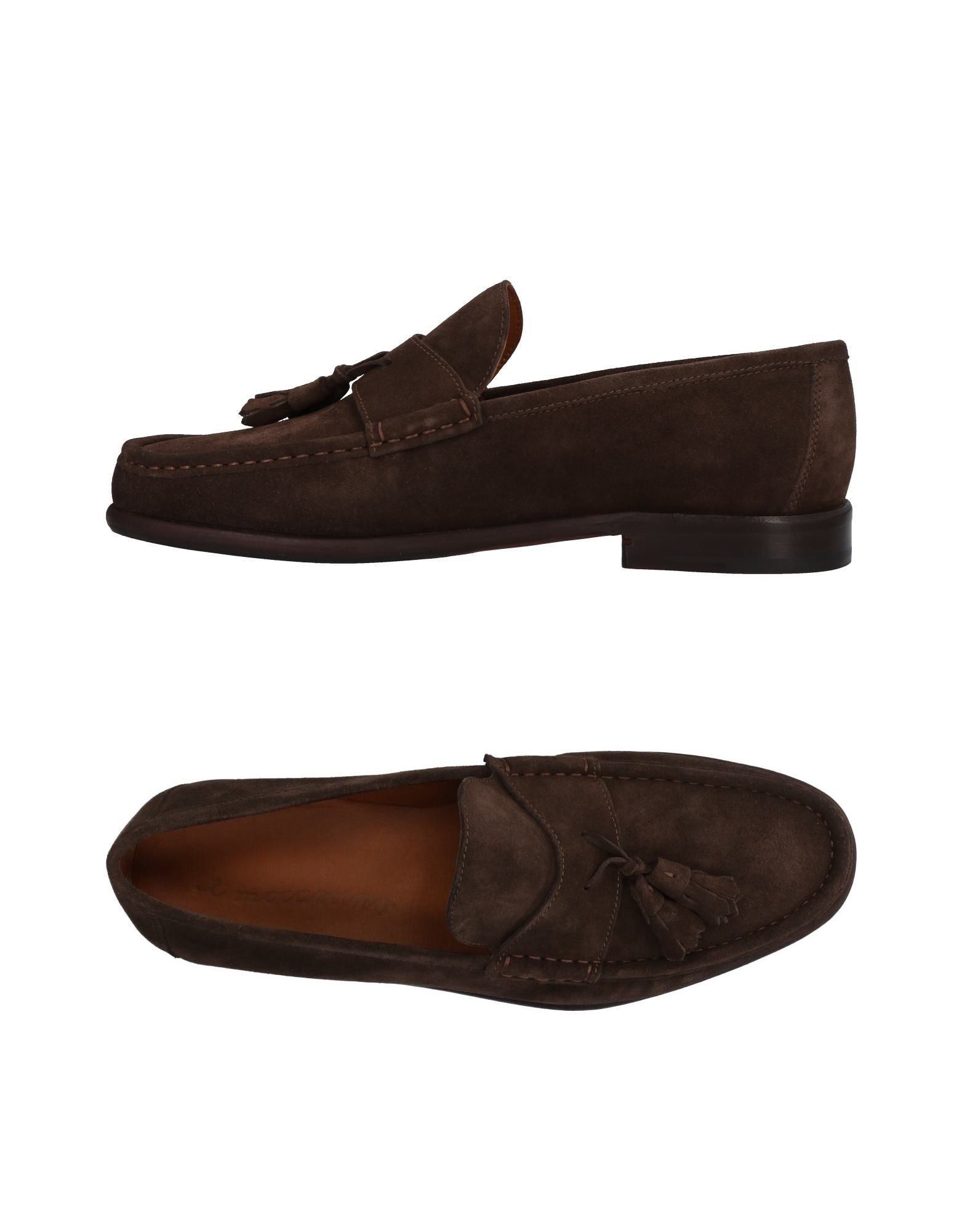 Rabatt echte Schuhe Il Mocassino Mokassins Herren  11481348LB