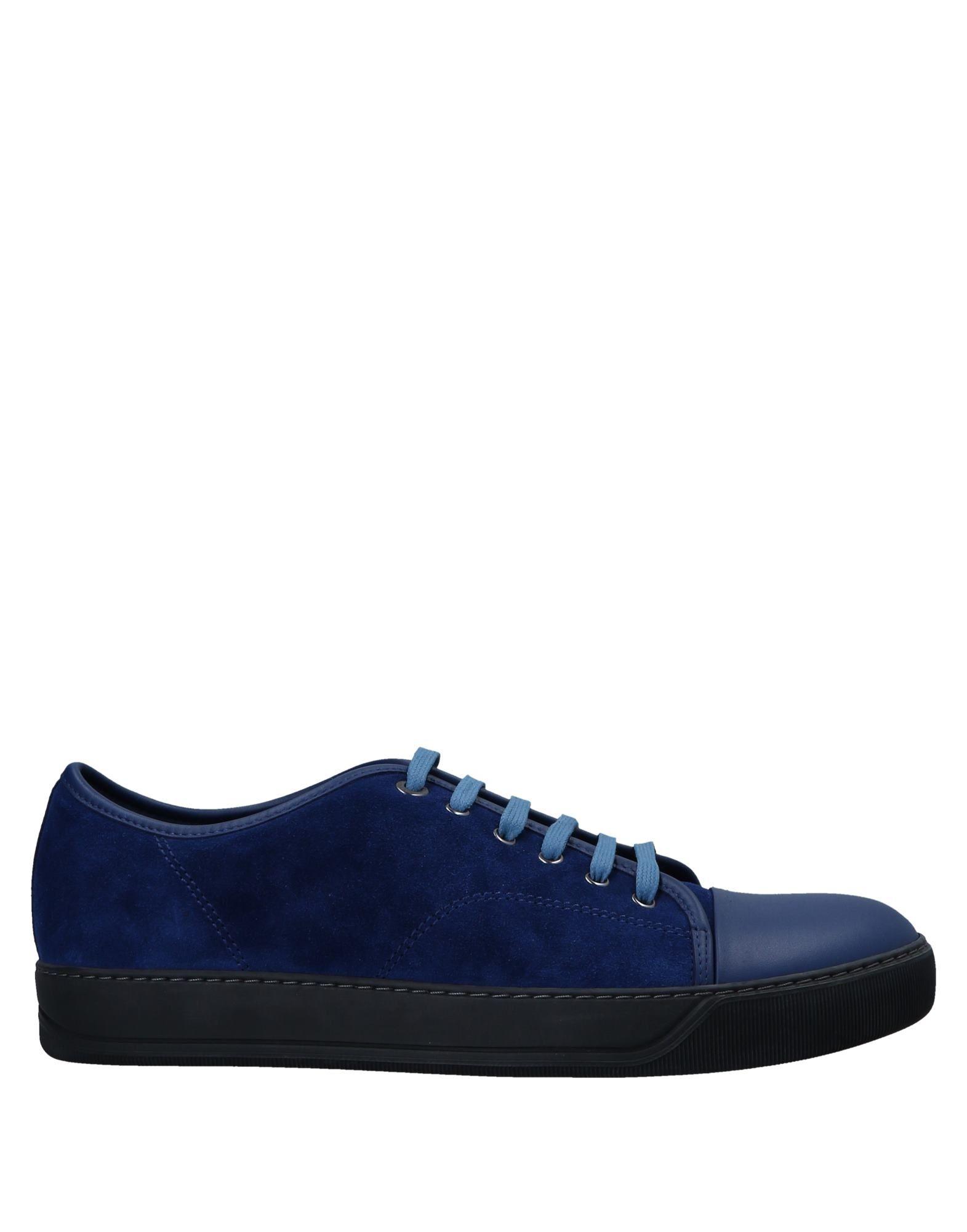 Lanvin on Sneakers - Men Lanvin Sneakers online on Lanvin  Canada - 11481385AP c83003