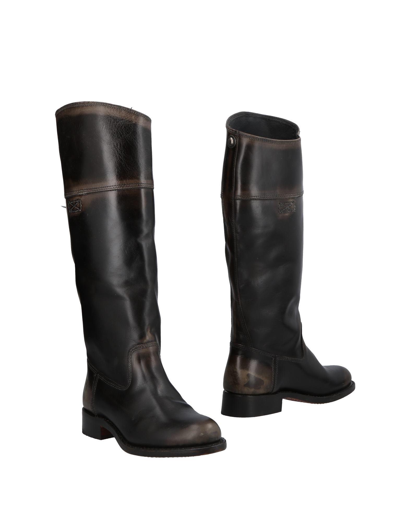 Rabatt Schuhe Frye Stiefel Damen  11481405IA