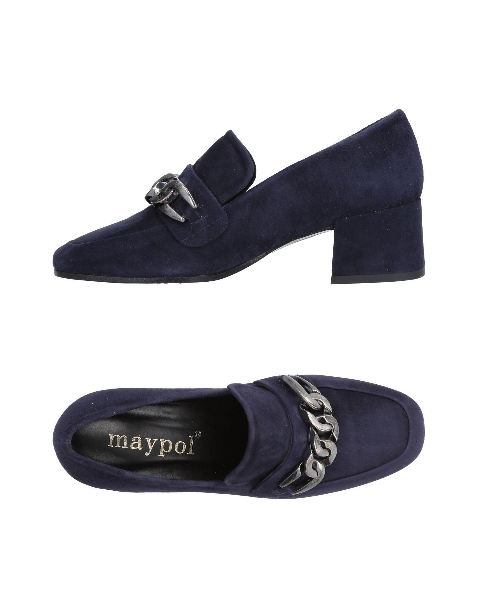 M&P Maypol Mokassins Damen  11481472RK Neue Schuhe