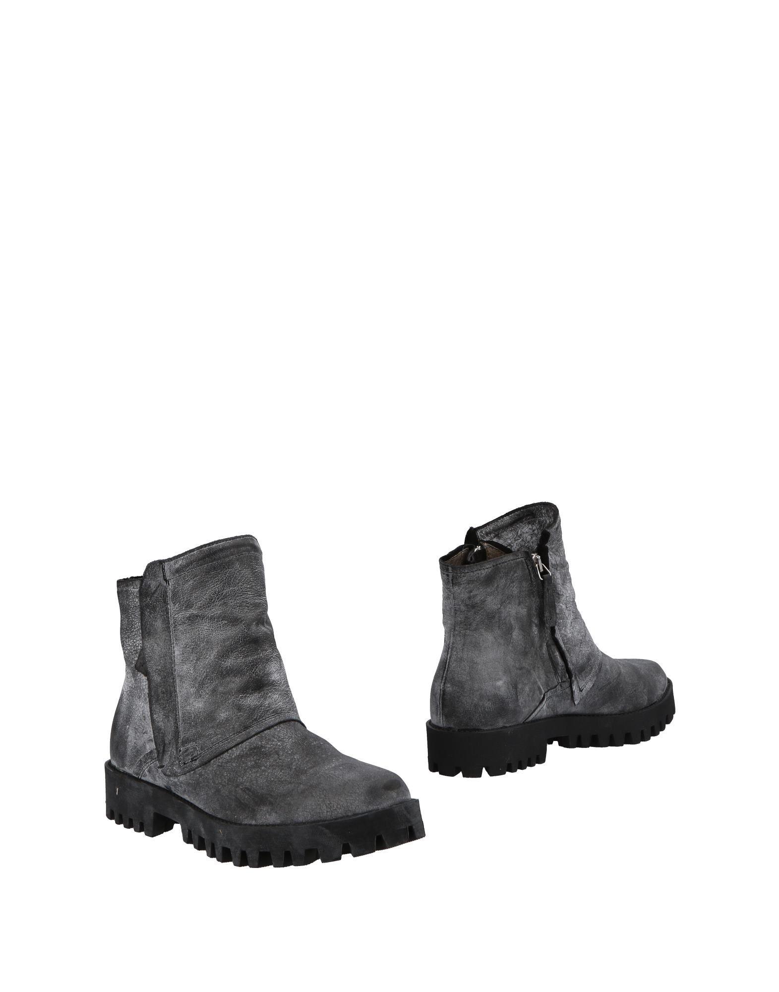 Bottine Hangar Femme - Bottines Hangar Gris Nouvelles chaussures pour hommes et femmes, remise limitée dans le temps