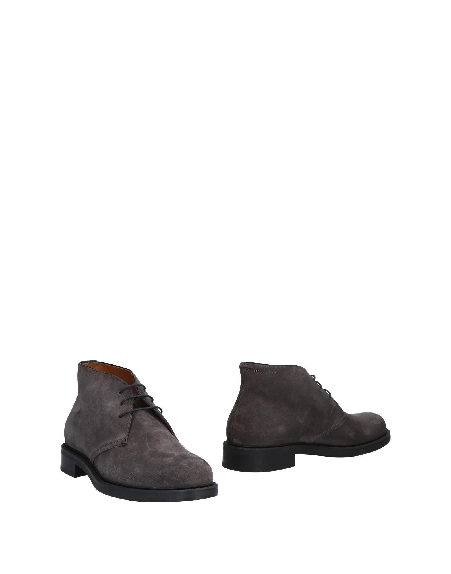 Rabatt echte Stiefelette Schuhe Triver Flight Stiefelette echte Herren  11481522PP 374018