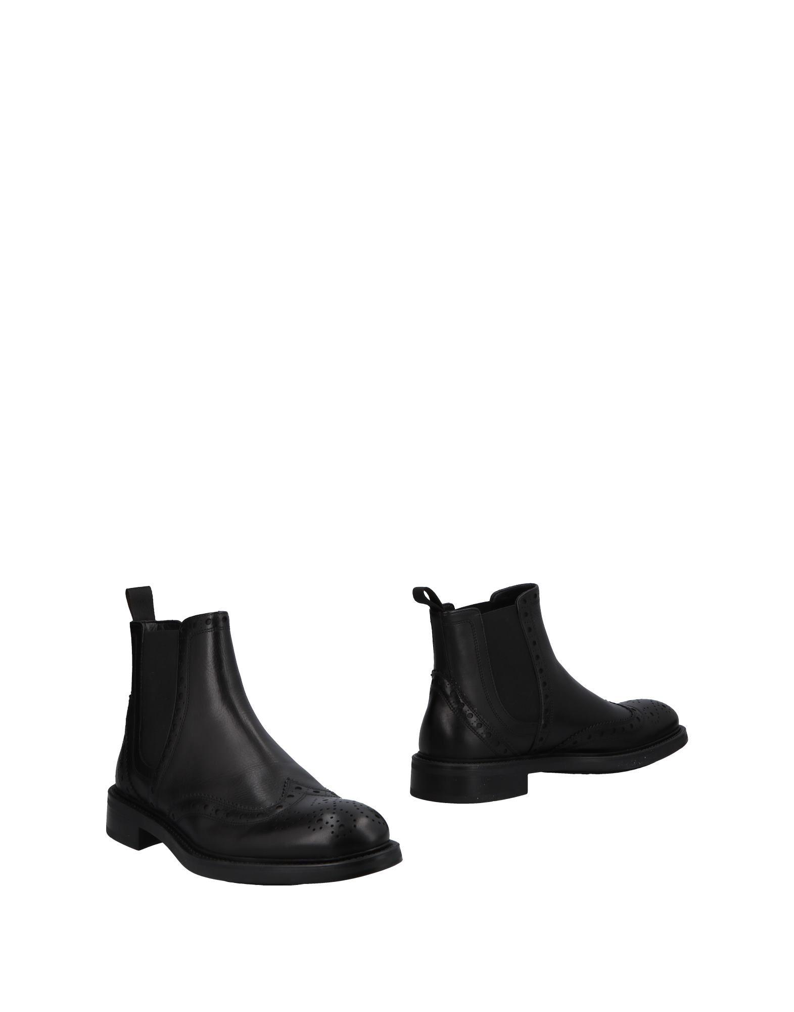 Rabatt Stiefelette echte Schuhe Triver Flight Stiefelette Rabatt Herren  11481528CF 5cbb0c