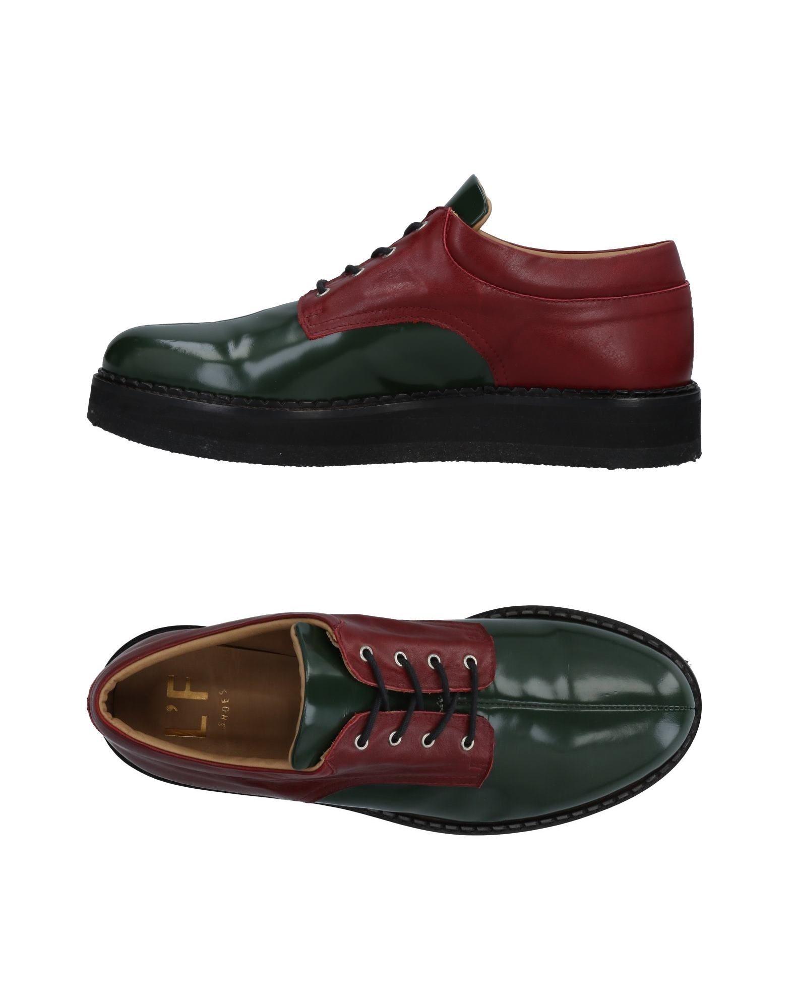 L'f Shoes Schnürschuhe Herren   11481534MF 27c375