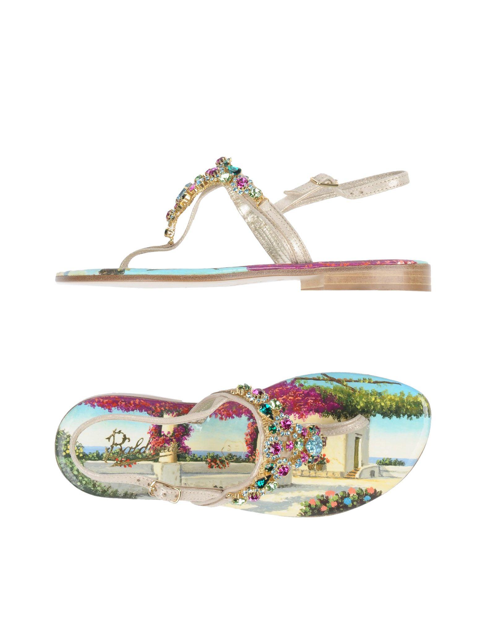 Stilvolle billige Schuhe Balduccelli  Dianetten Damen  Balduccelli 11481590KQ 0ab619