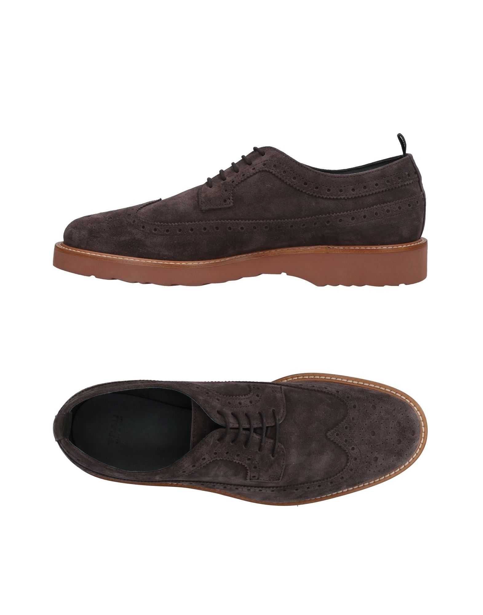 Rabatt echte Schuhe Frau Schnürschuhe Herren  11481617VN