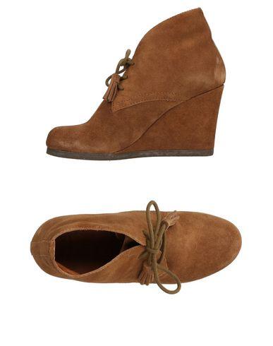 Zapato De Cordones Scholl Mujer - Zapatos De Cordones Scholl - 11481620GC Negro