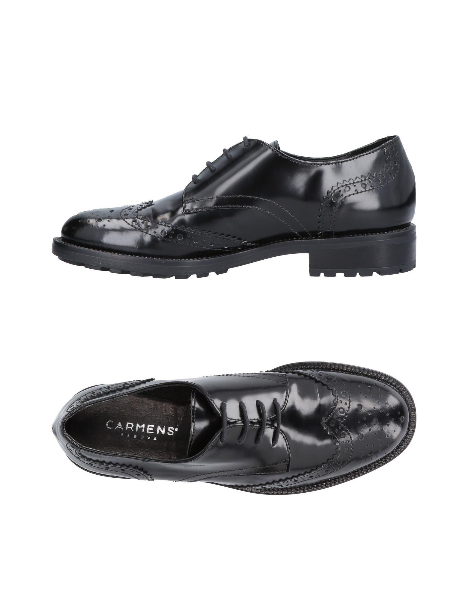 Haltbare Mode billige Schuhe Carmens Schnürschuhe Damen  11481624SQ Heiße Schuhe