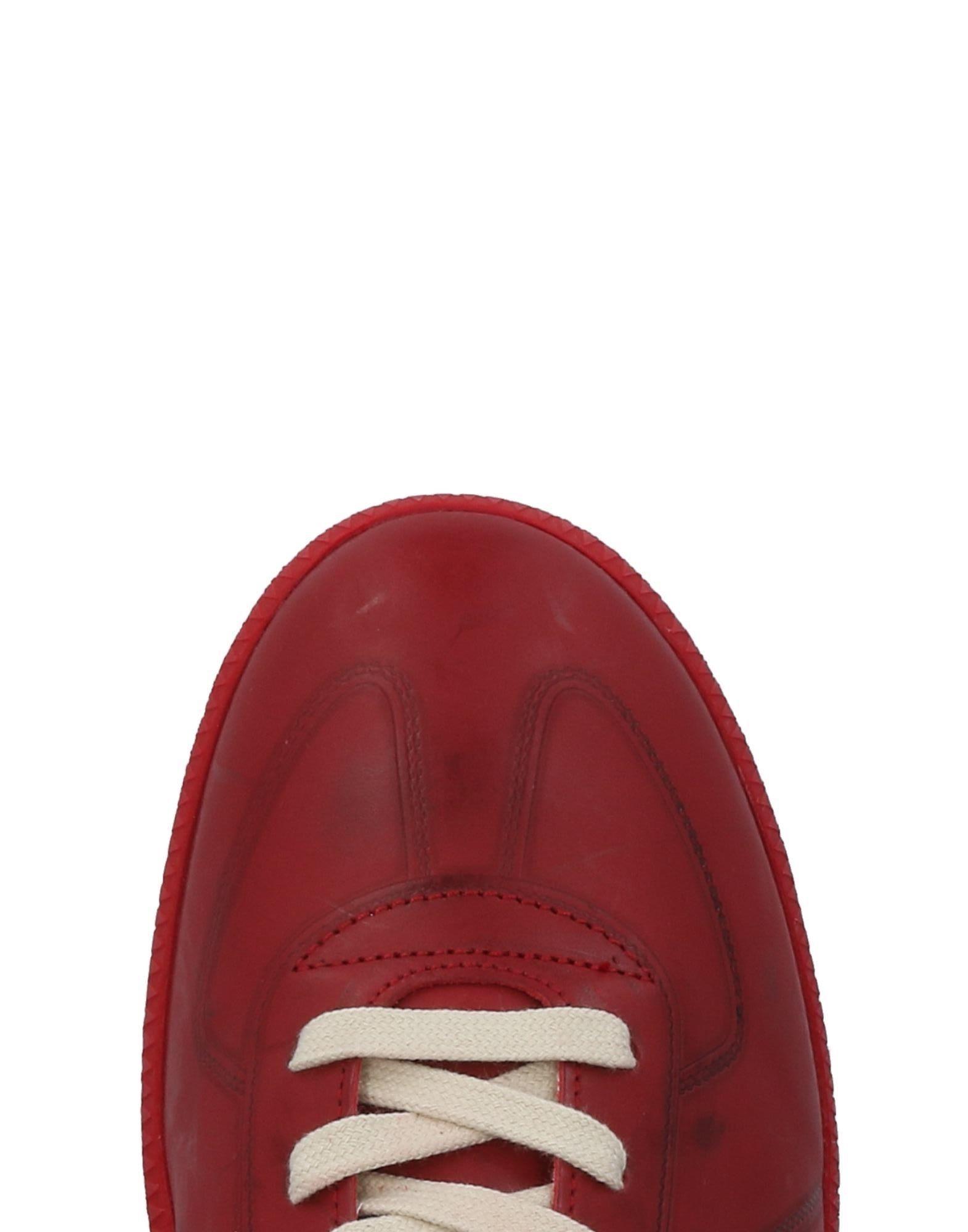 Maison Margiela Sneakers Qualität Herren  11481794TD Gute Qualität Sneakers beliebte Schuhe f4aac4