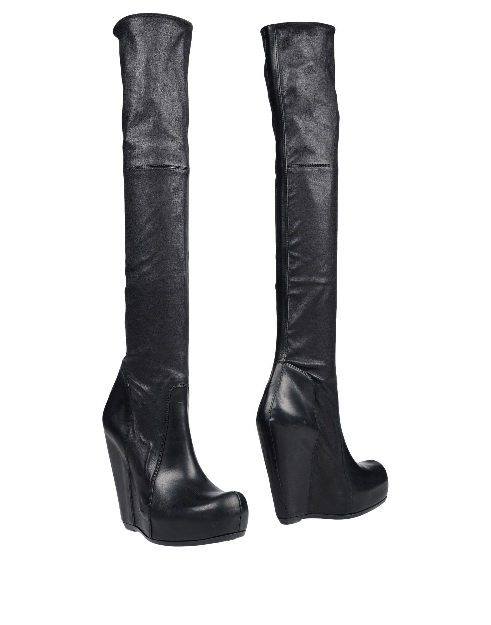Rick Owens Stiefel Damen  11481813DQ Neue Schuhe