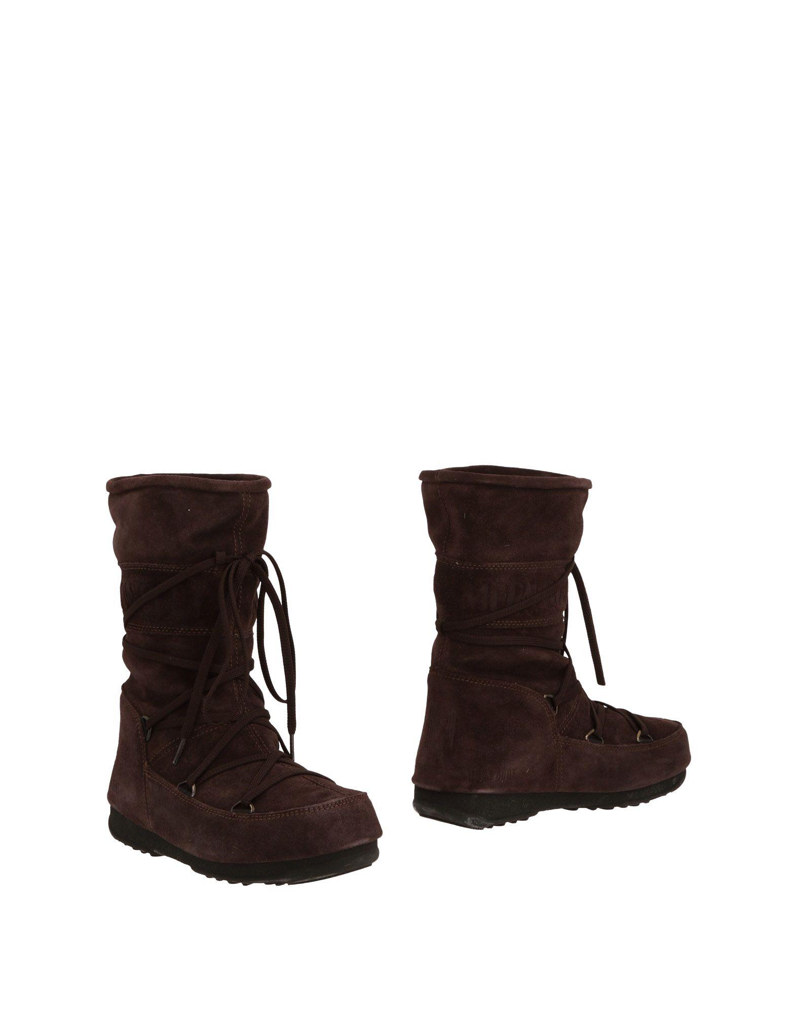 Stilvolle billige Schuhe  Moon Boot Stiefelette Damen  Schuhe 11481848DC 3446f1