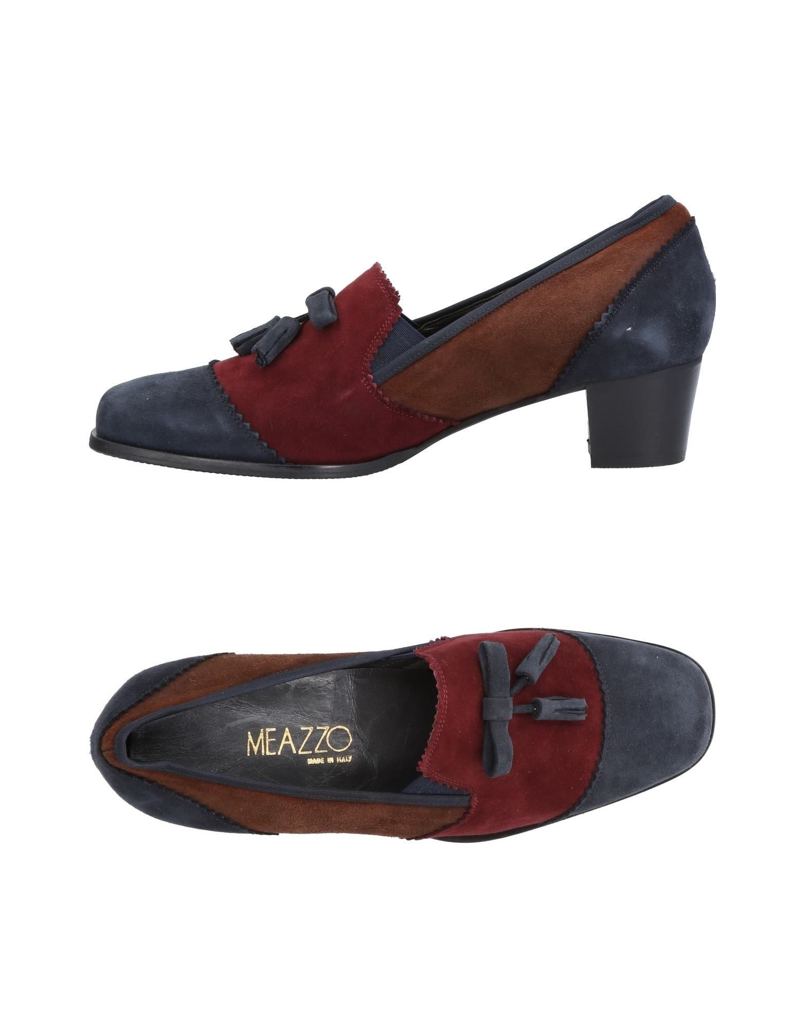 Günstige und modische Schuhe Meazzo Mokassins Damen  11481855RN