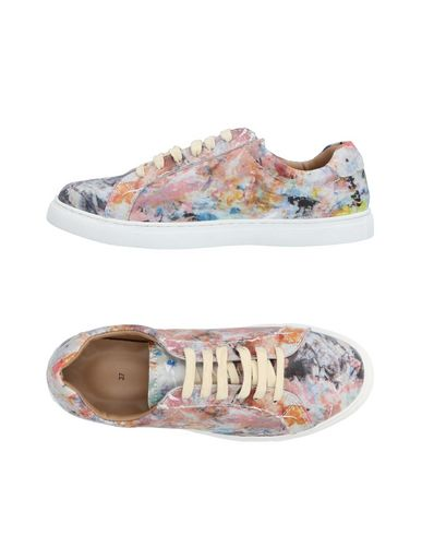 ANNTIAN Sneakers in Pastel Pink