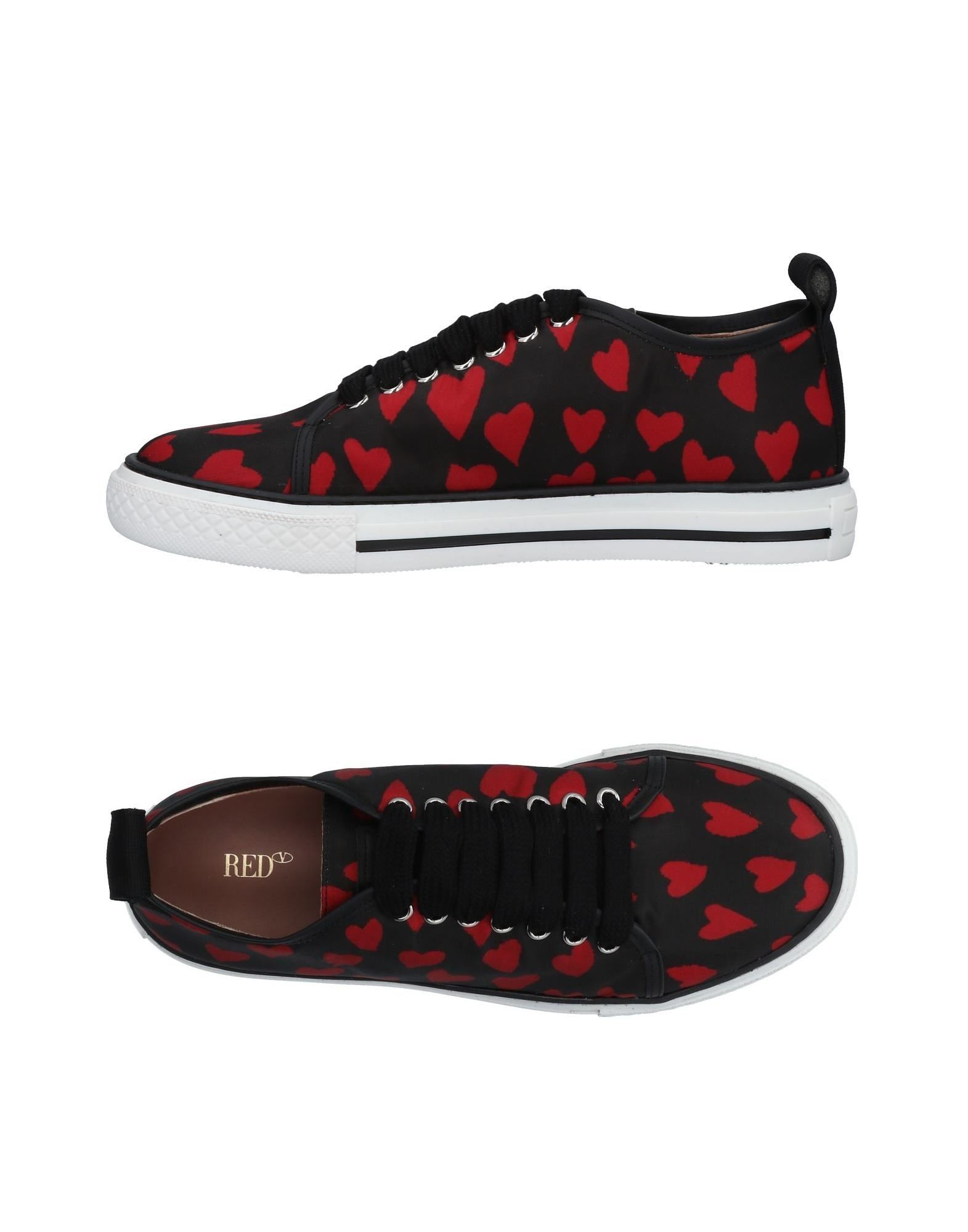 Red(V) Sneakers - Women Red(V) Sneakers online on on on  United Kingdom - 11482000VI 9a4495