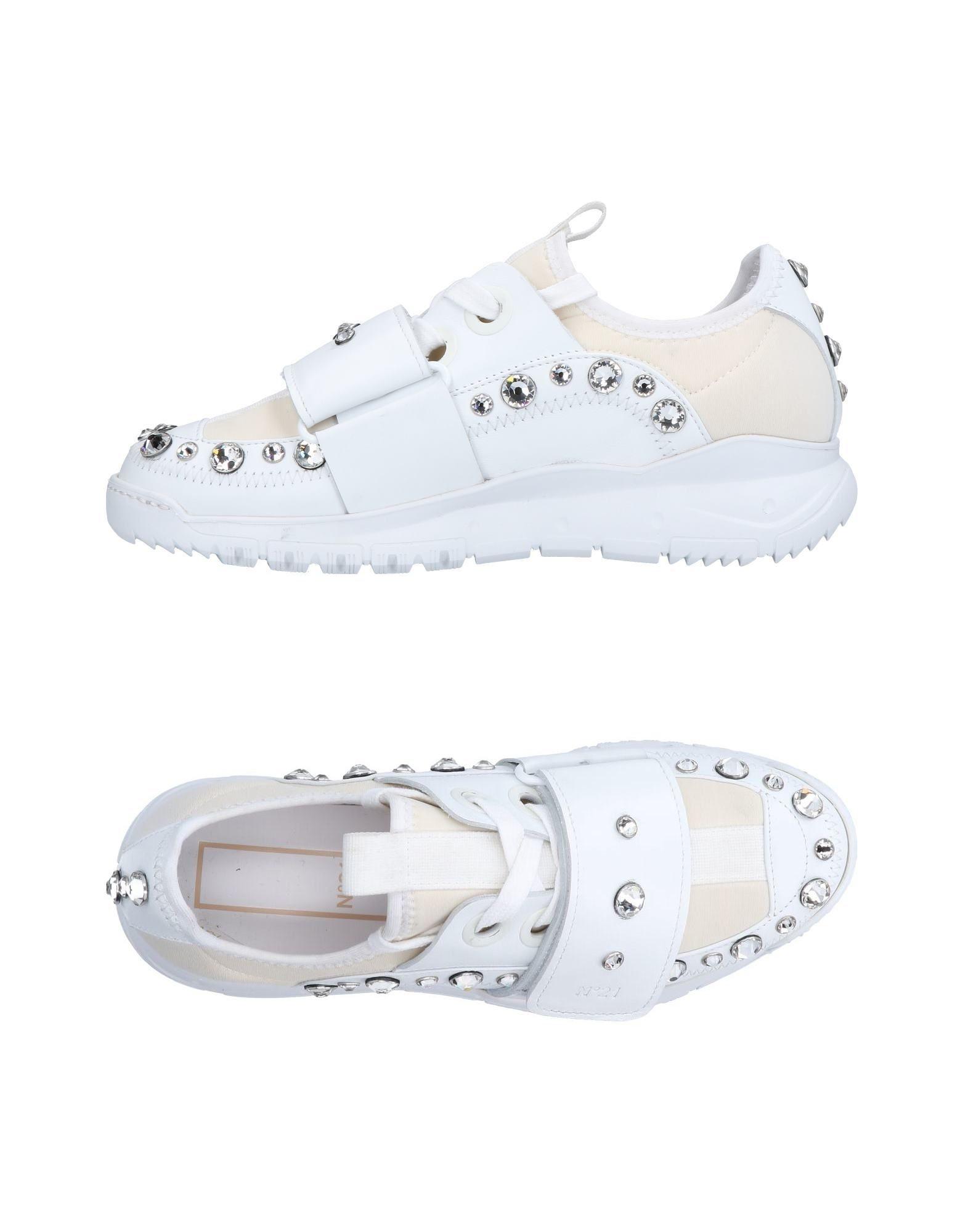 Sneakers N° 21 Donna - 11482004UR