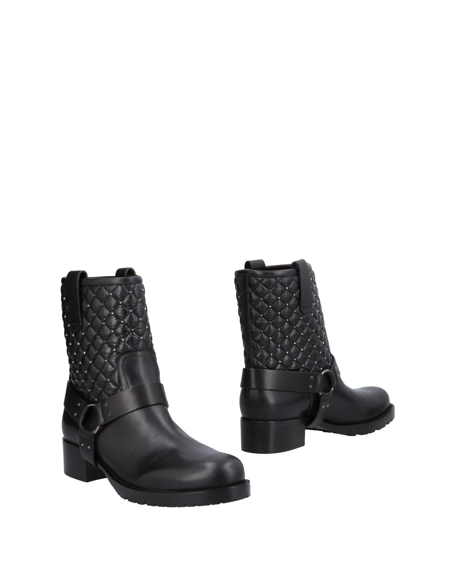 Valentino Garavani Ankle Boot - Women Valentino Garavani Ankle Boots - online on  Canada - Boots 11482012OF 8a66e9