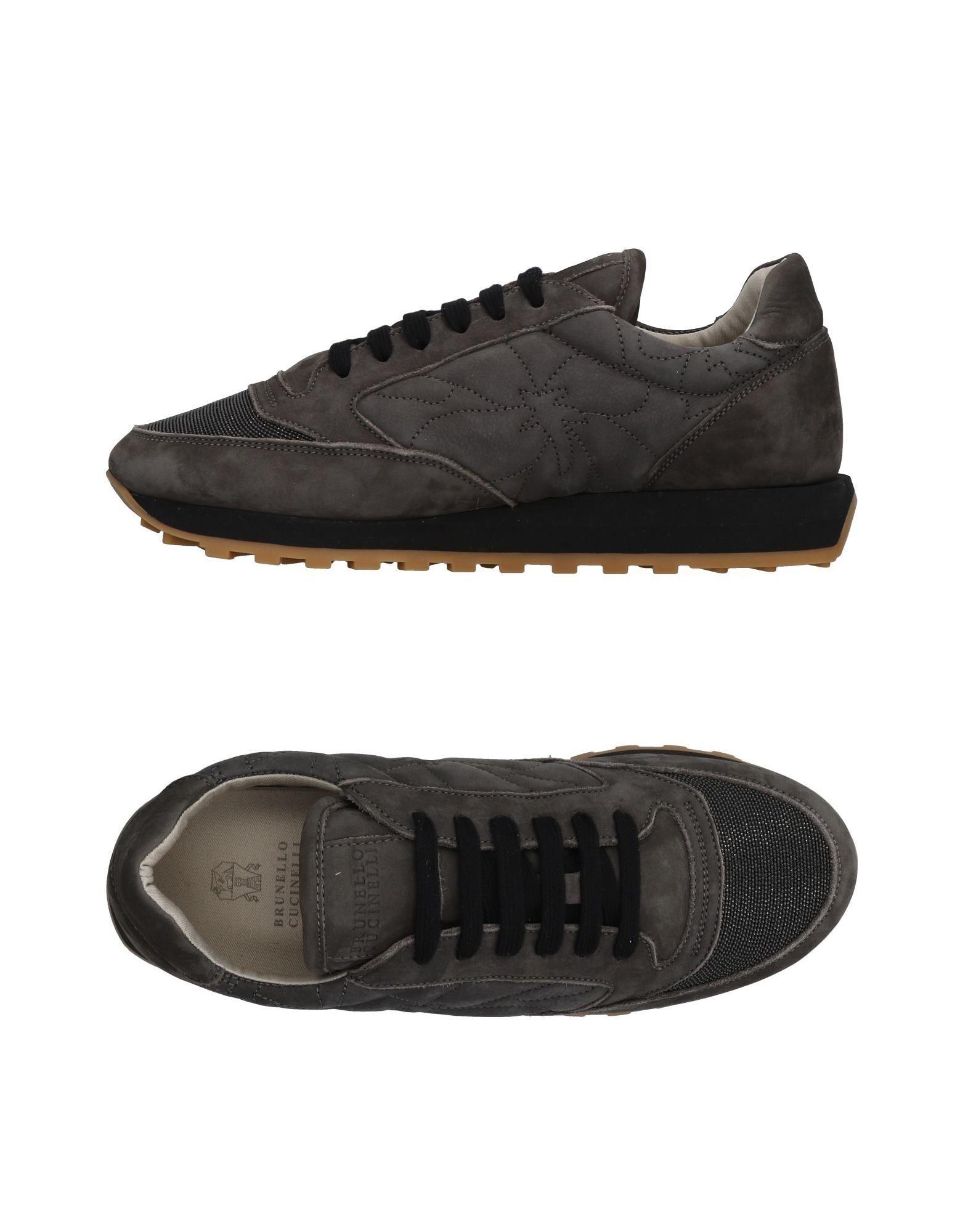 Brunello Cucinelli Sneakers Damen  11482048JDGünstige gut aussehende Schuhe