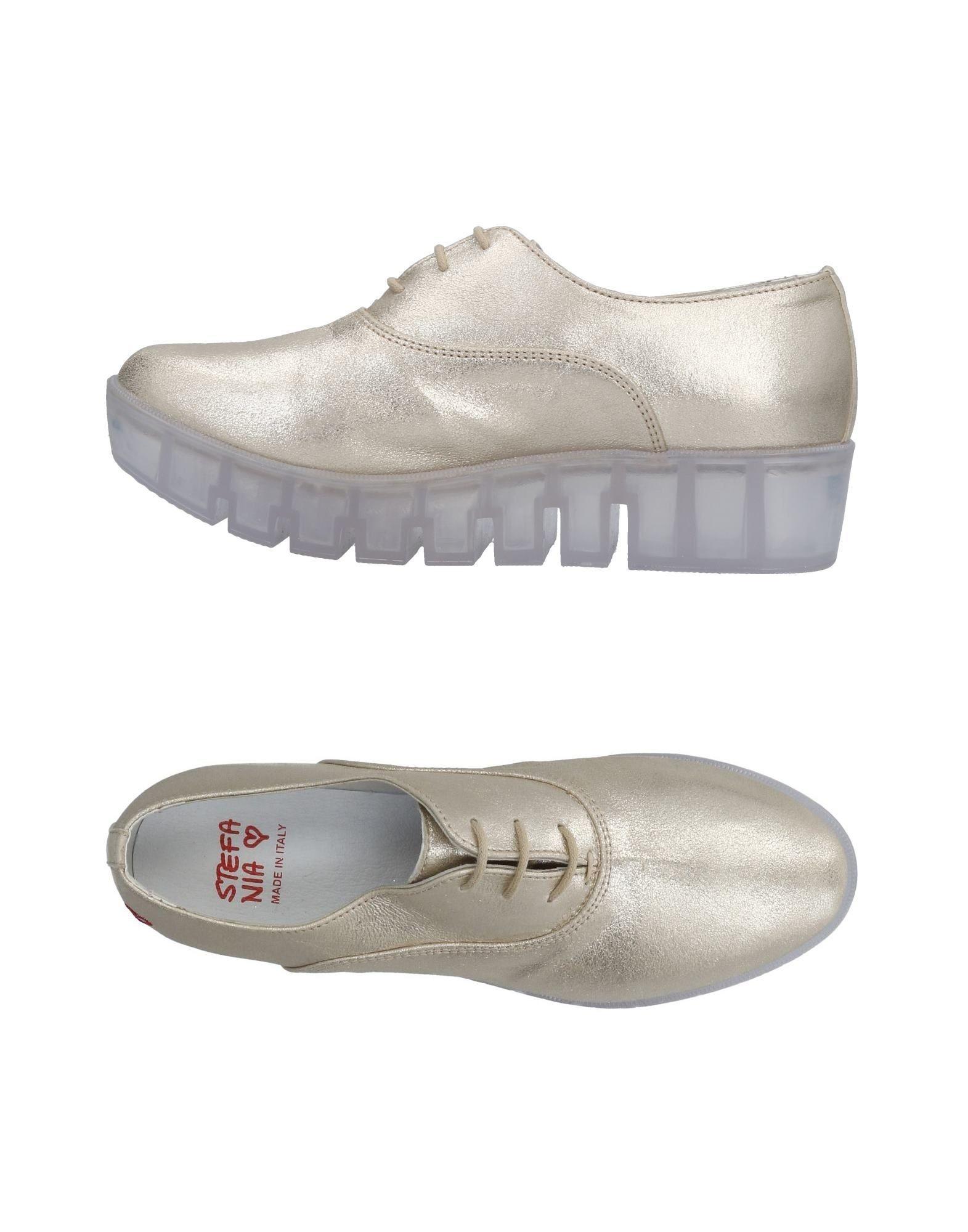 Günstige und modische Schuhe Stefania Schnürschuhe Damen  11482049EA