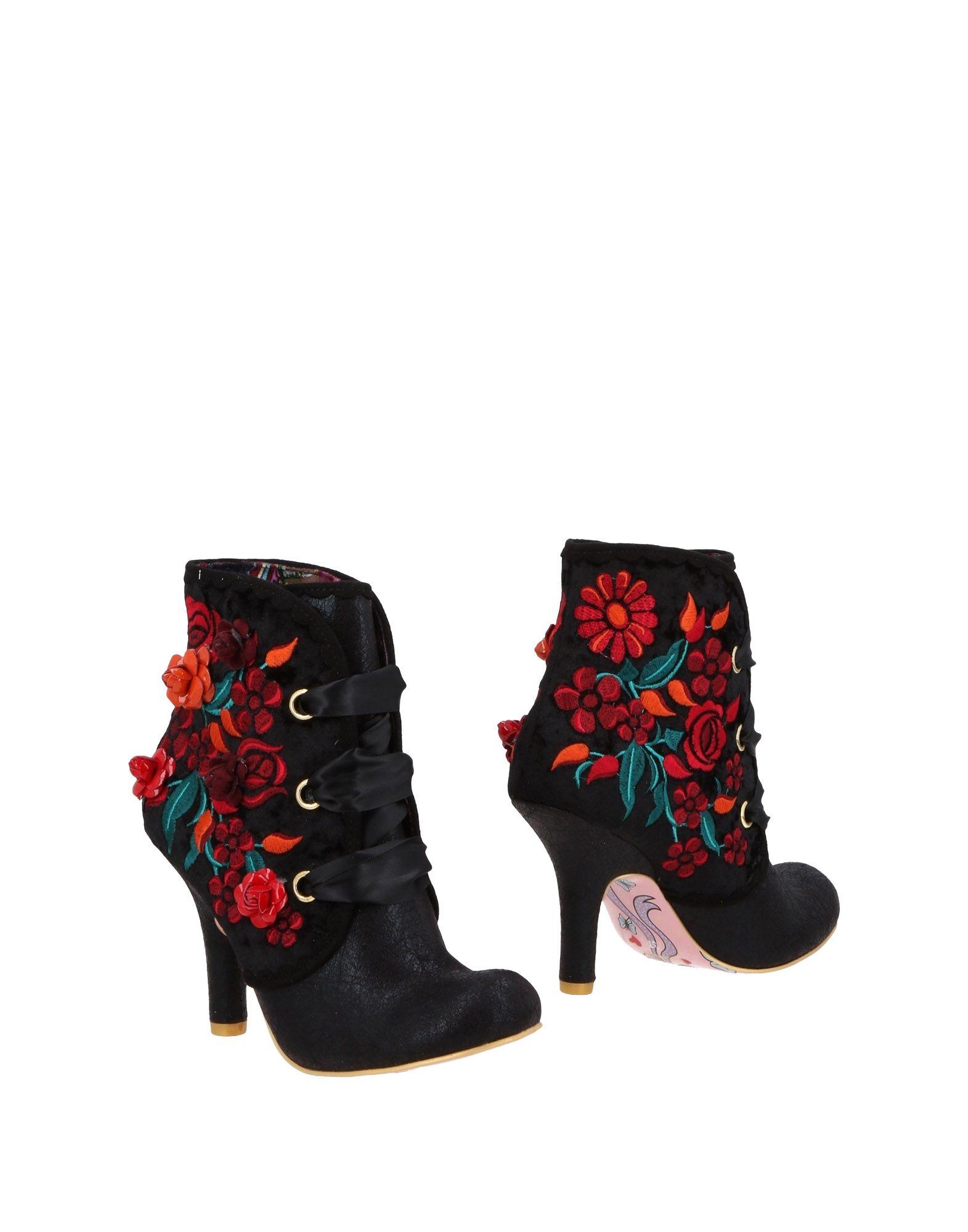 Irregular Choice Stiefelette Damen  11482066DC Gute Qualität beliebte Schuhe
