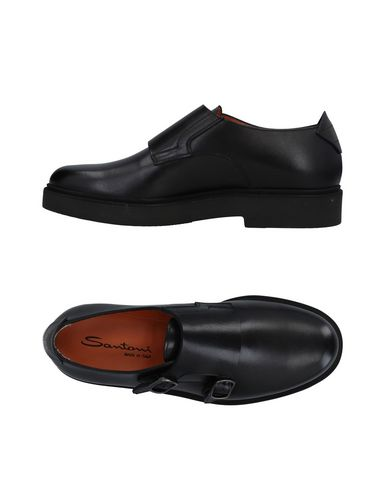 Zapatos con descuento Mocasín Santoni Hombre - Mocasines Santoni - 11482103DU Negro