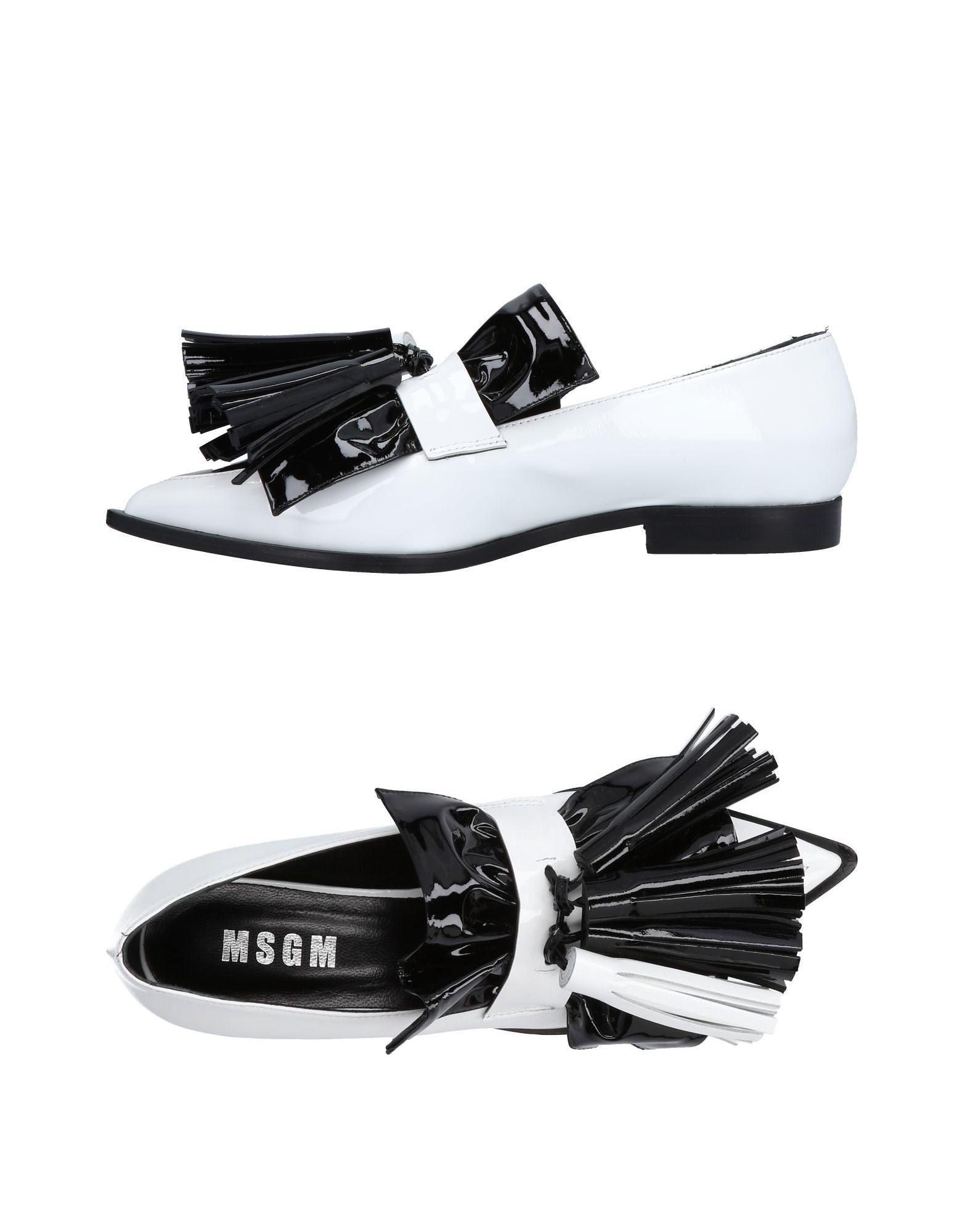 Stilvolle billige Schuhe Msgm Mokassins Damen  11482112UM