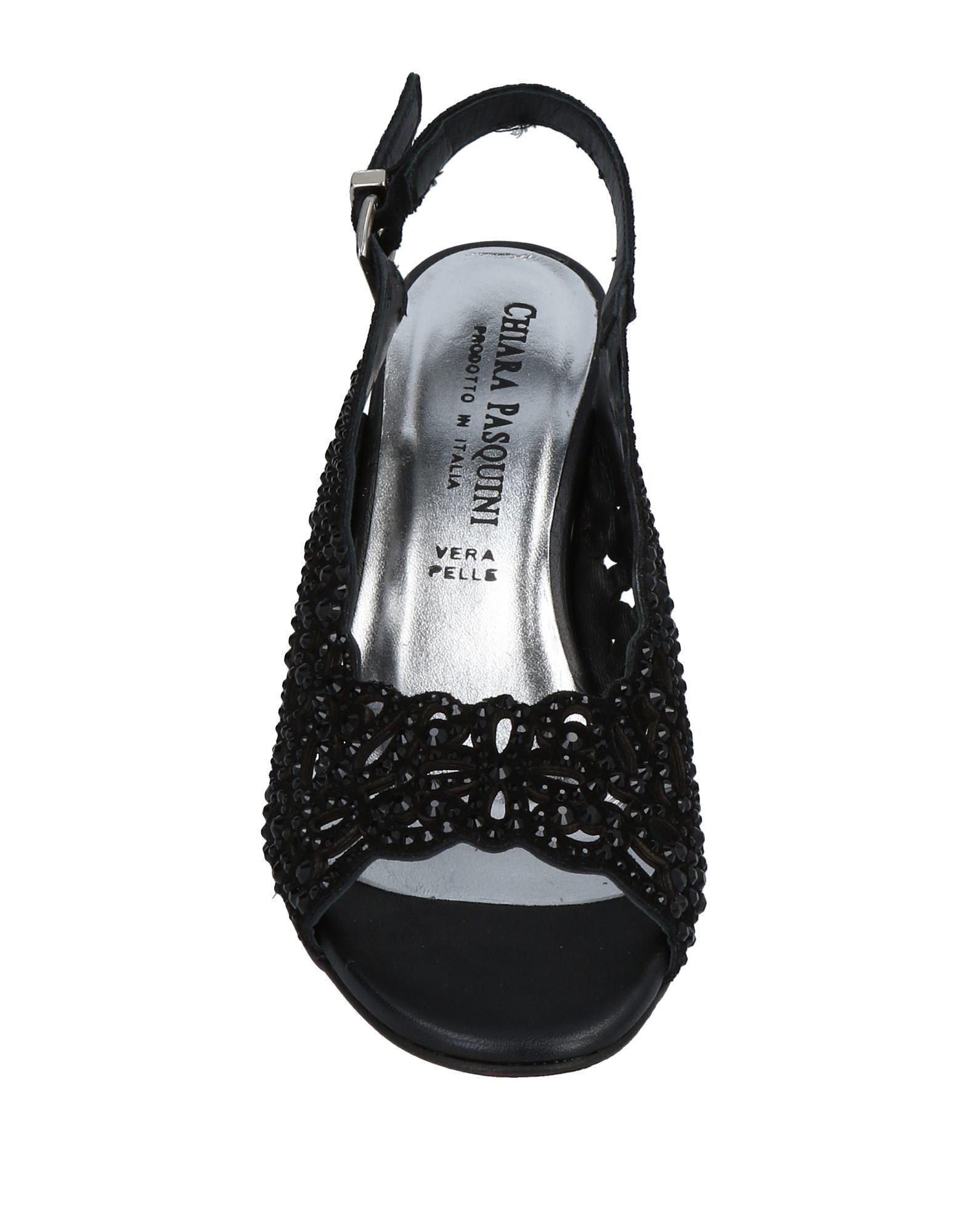 Gut um billige Schuhe Damen zu tragenChiara Pasquini Sandalen Damen Schuhe  11482139DQ f0db5f