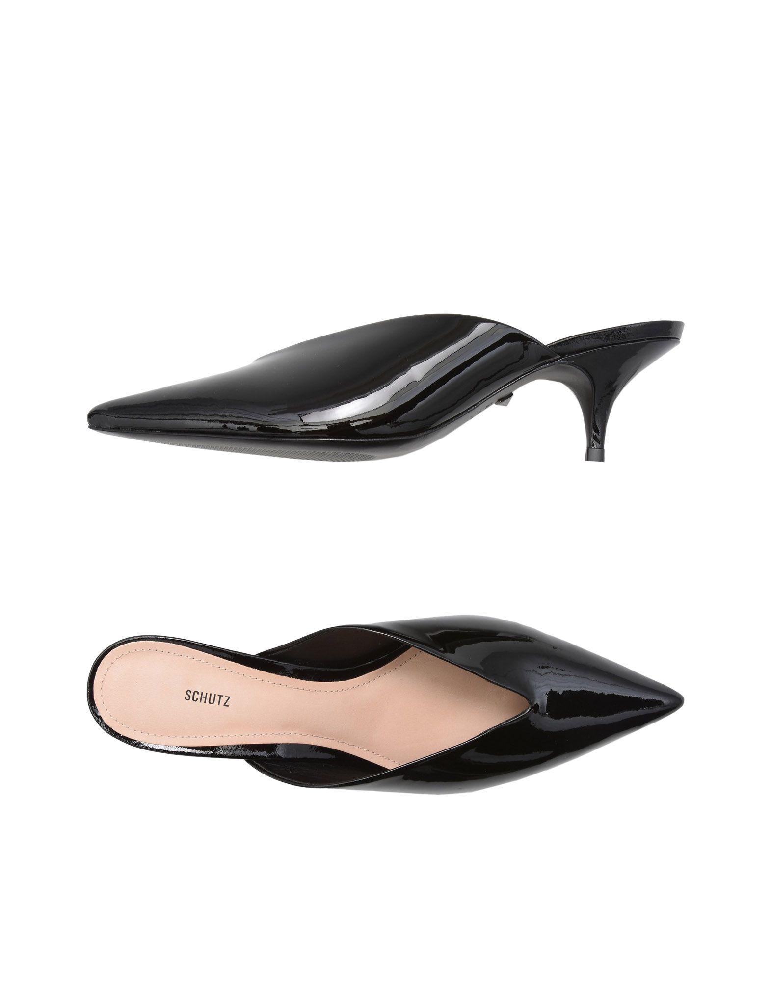 Schutz Pantoletten Damen  11482173DO Gute Qualität beliebte Schuhe