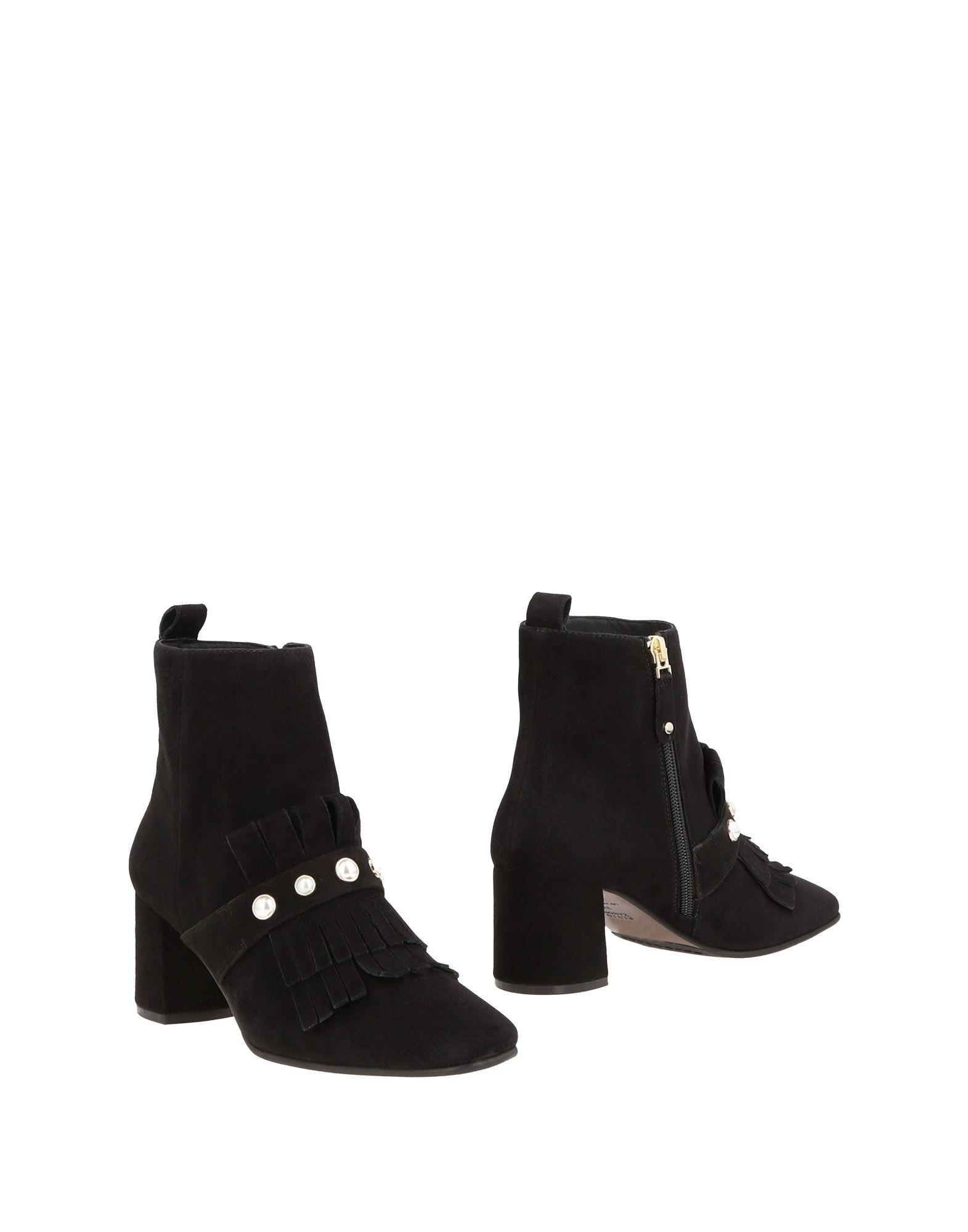 Gut um billige Damen Schuhe zu tragenElvio Zanon Stiefelette Damen billige  11482179RH 218d1c