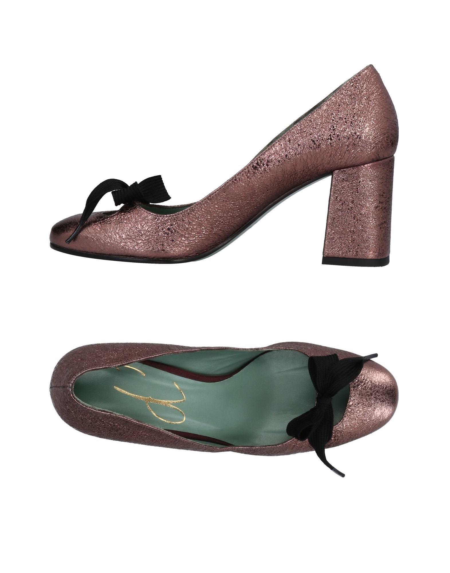 Moda barata y hermosa Salón Zapato De Salón hermosa Paola D'arcano Mujer - Salones Paola D'arcano  Rosa pastel f84d8e