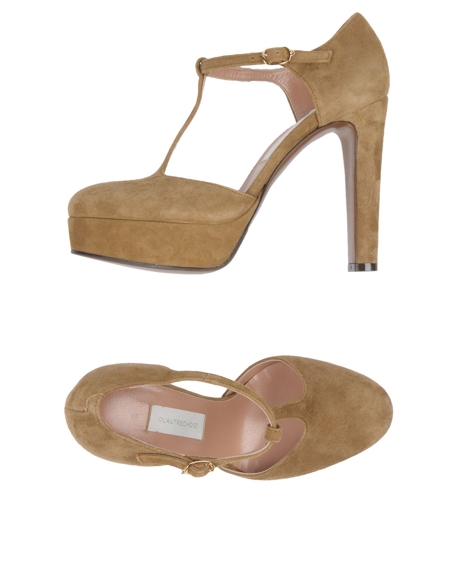 Stilvolle billige Schuhe L' Autre Chose Pumps Damen  11482283JF