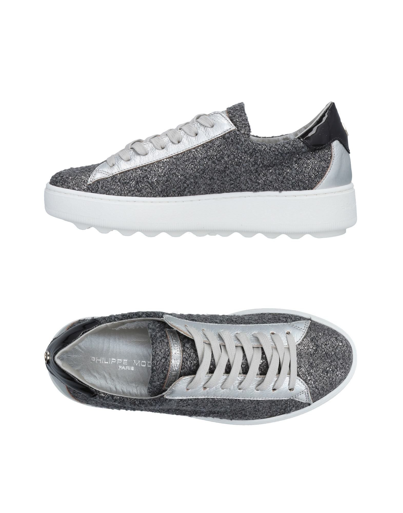 Stilvolle billige Schuhe Philippe Model 11482284DF Sneakers Damen  11482284DF Model 71bd01