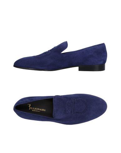 Zapatos con descuento Mocasín Billionaire Hombre - Mocasines Billionaire - 11482287GC Azul eléctrico