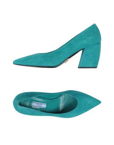 Zapatos casuales salvajes Zapato De Salón Prada Prada Mujer - Salones Prada Salón - 11482308WW Verde esmeralda 3b0c27