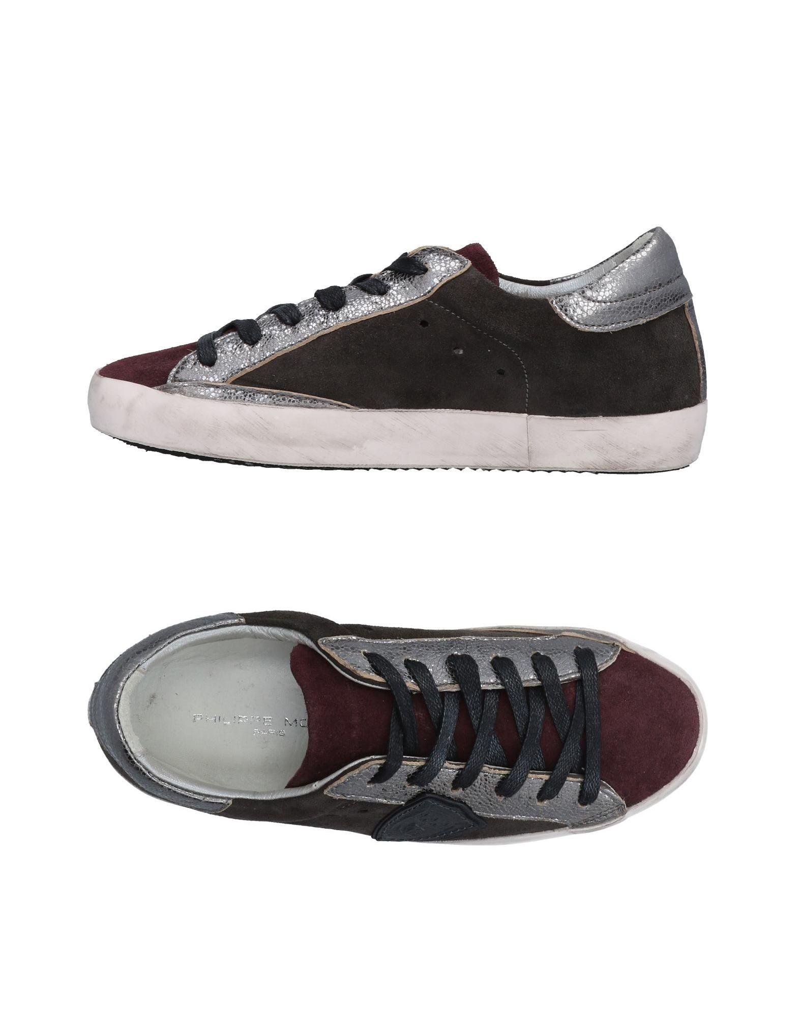 Philippe Model Neue Sneakers Damen  11482310WQ Neue Model Schuhe 05c3cd