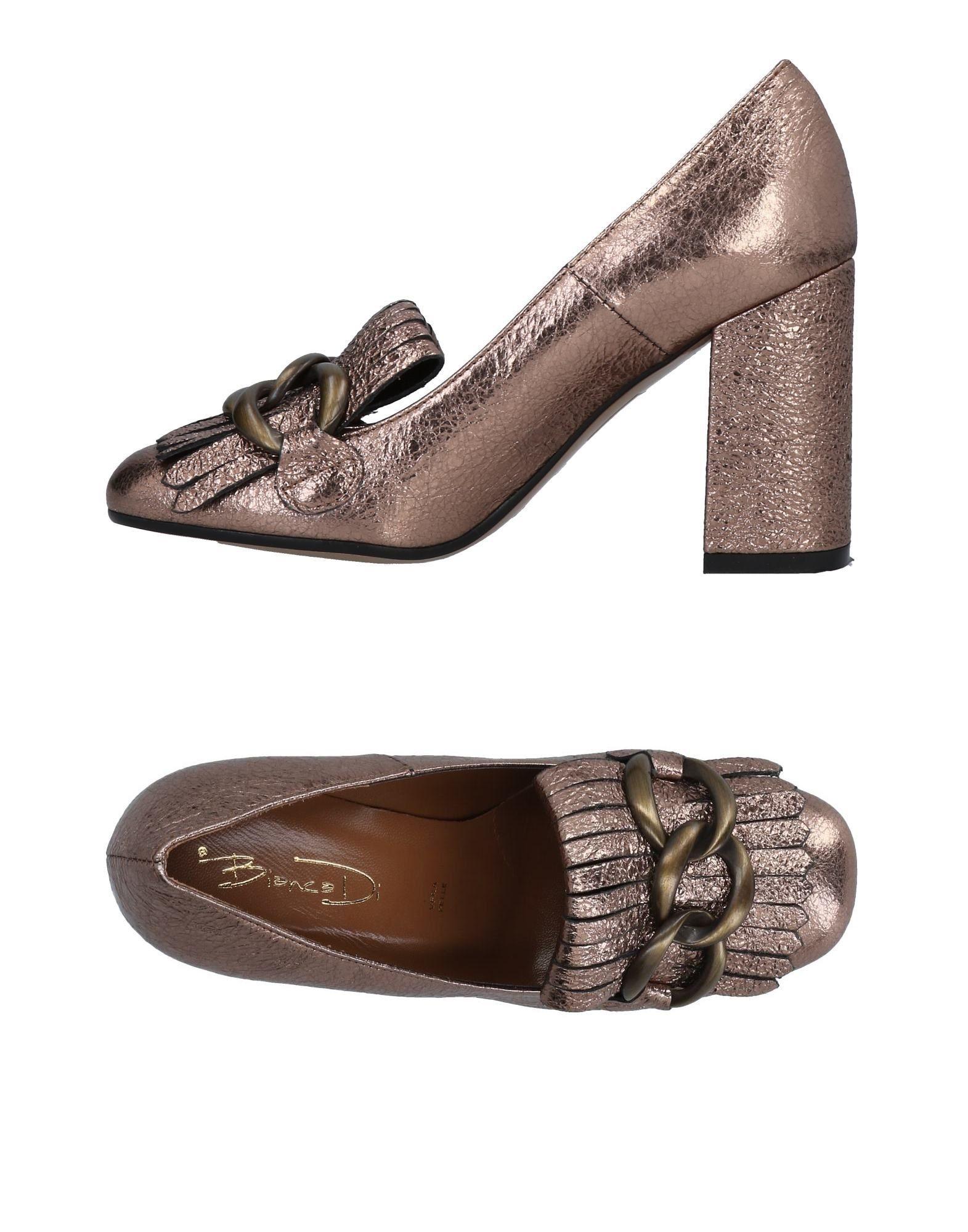 Bianca Di Mokassins Qualität Damen  11482386SS Gute Qualität Mokassins beliebte Schuhe 66189f
