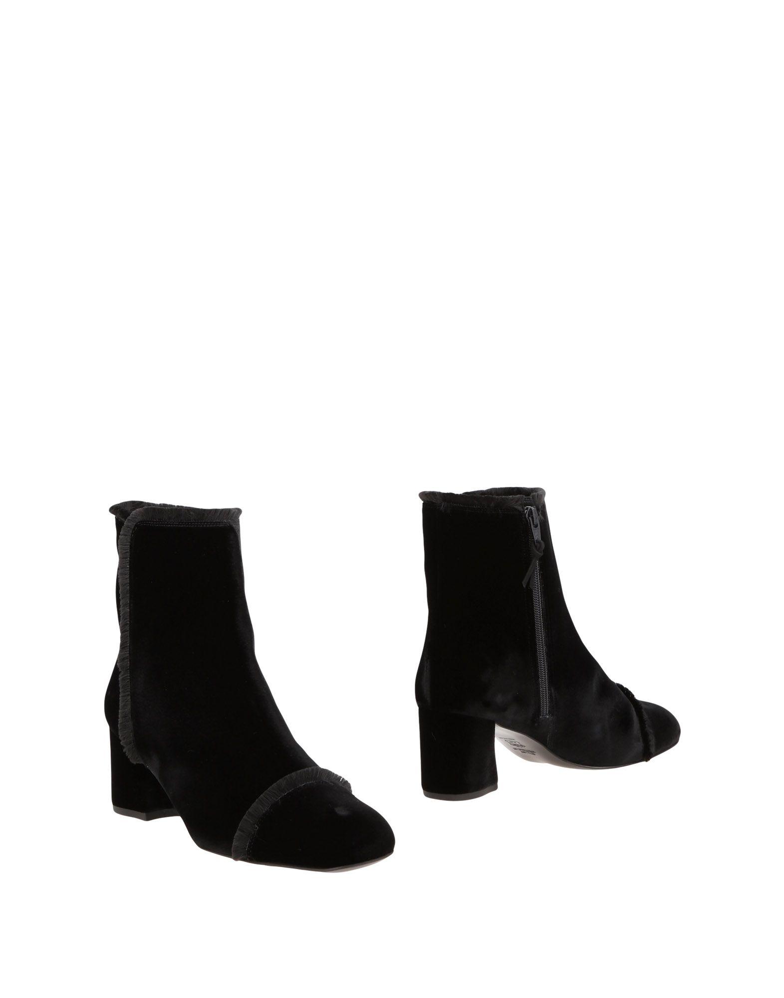 Bottine Stuart Weitzman Femme - Bottines Stuart Weitzman Noir Chaussures casual sauvages