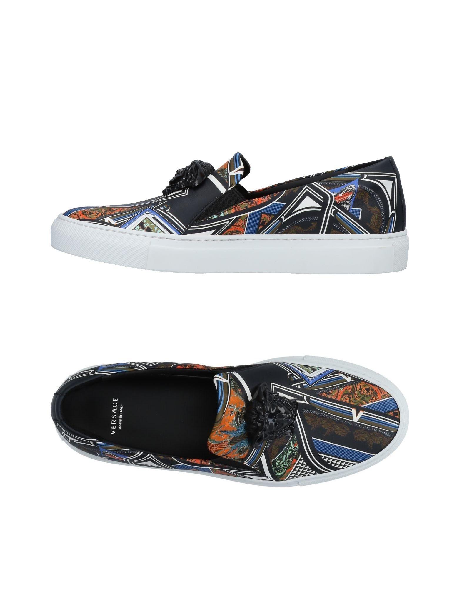 Versace Sneakers Damen  11482430XEGünstige gut aussehende Schuhe