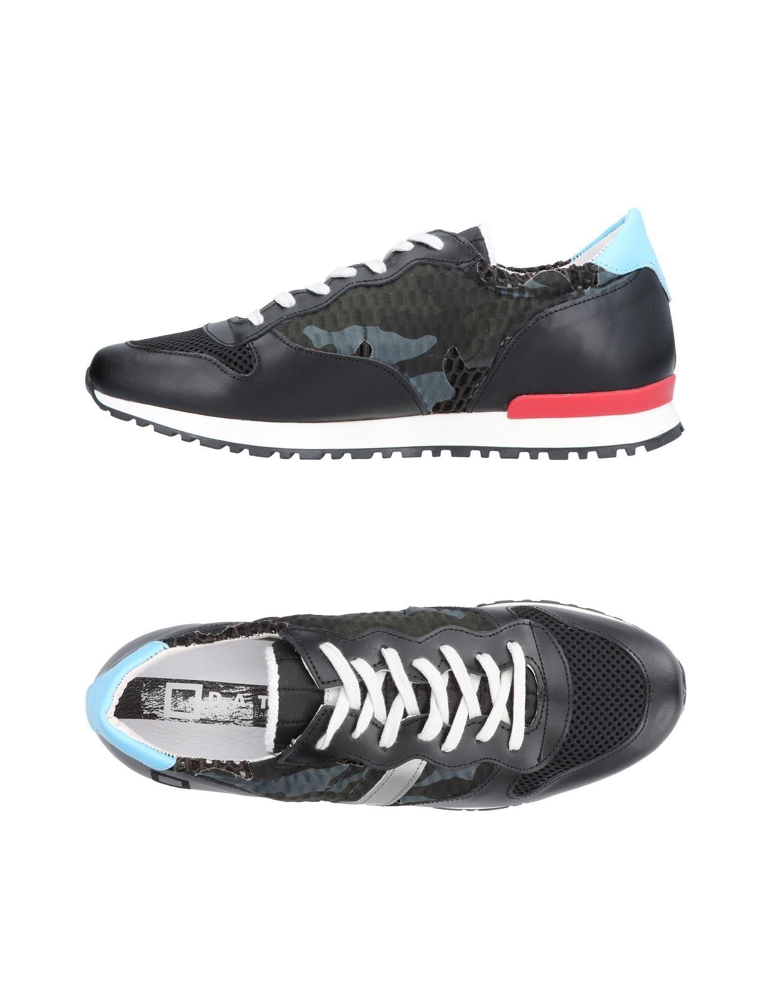 D.A.T.E. Sneakers 11482437AX Herren  11482437AX Sneakers Heiße Schuhe 6ff54e