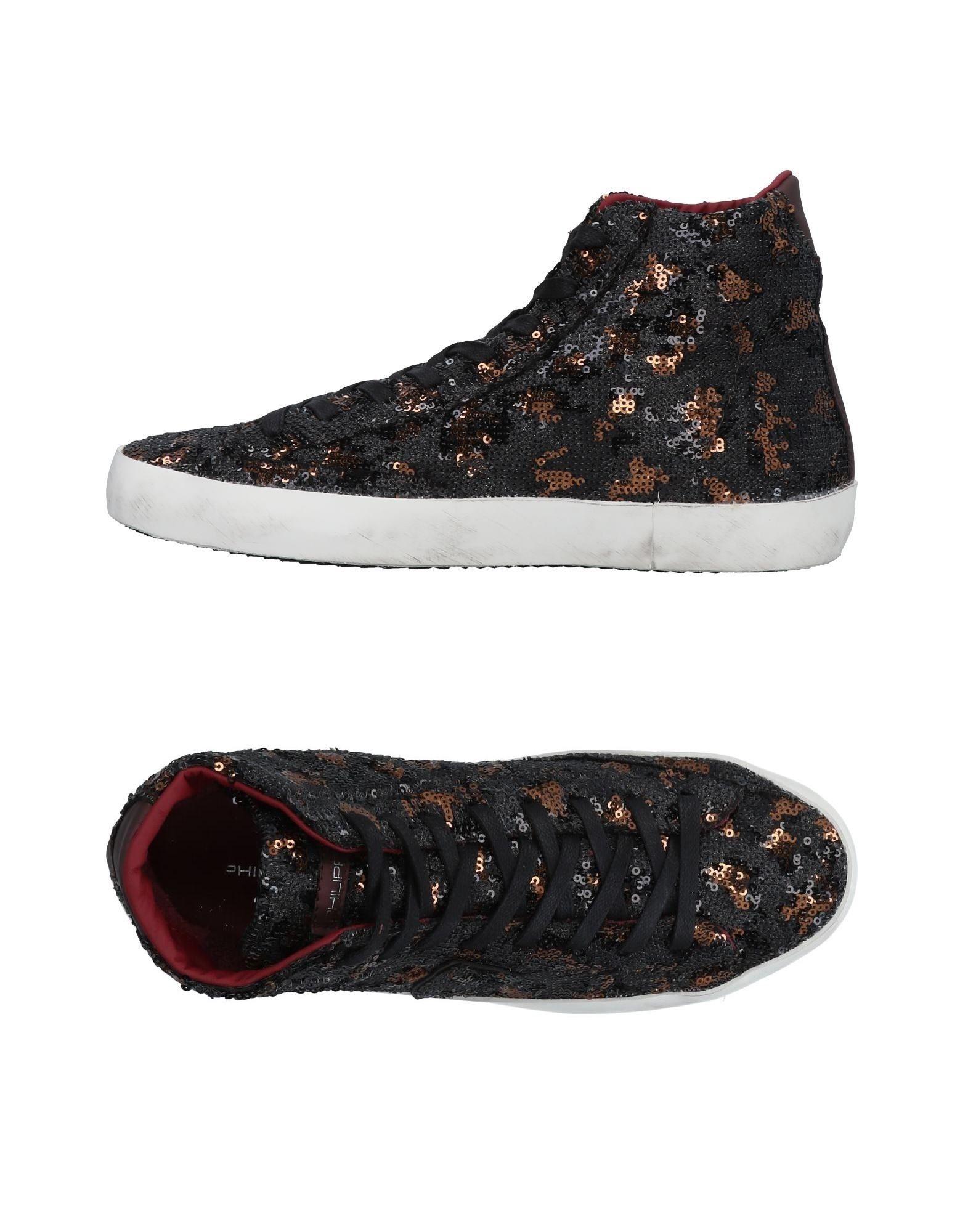 Stilvolle Sneakers billige Schuhe Philippe Model Sneakers Stilvolle Damen  11482441TH 9a3c6c