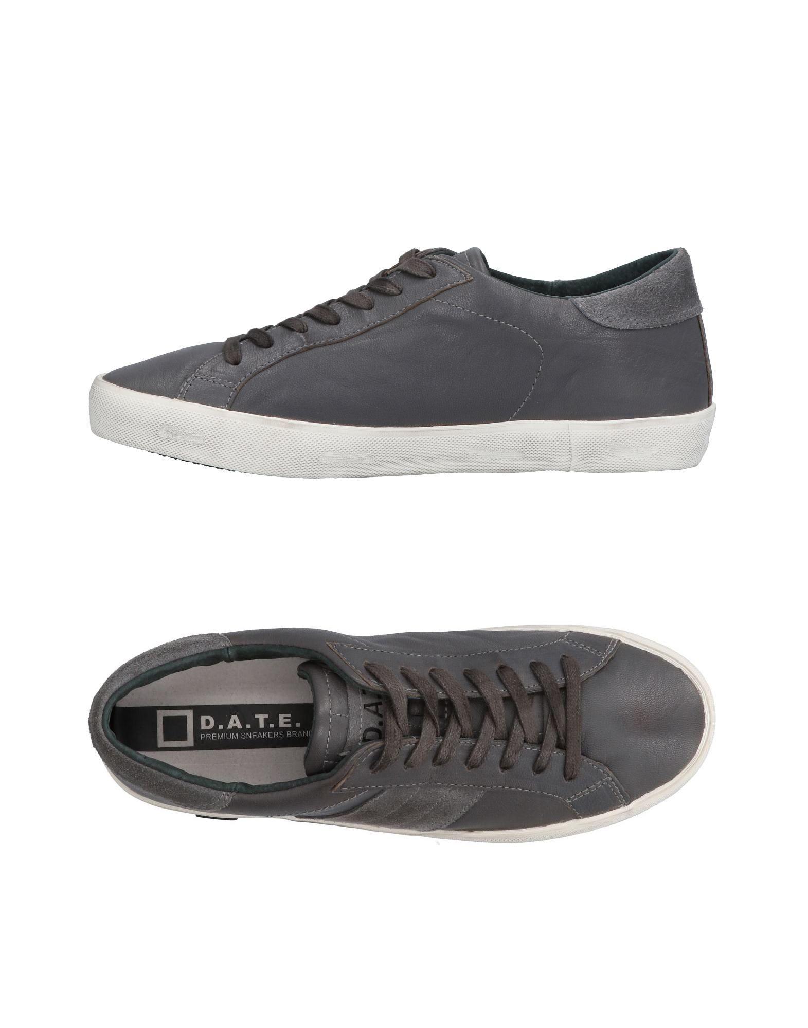 Rabatt echte Schuhe D.A.T.E. Sneakers Herren  11482447MA
