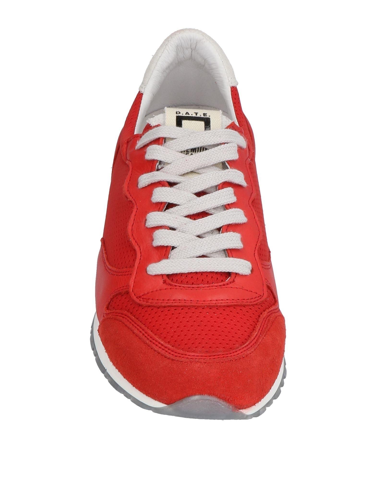 Rabatt echte Sneakers Schuhe D.A.T.E. Sneakers echte Herren  11482452QL 380e5a