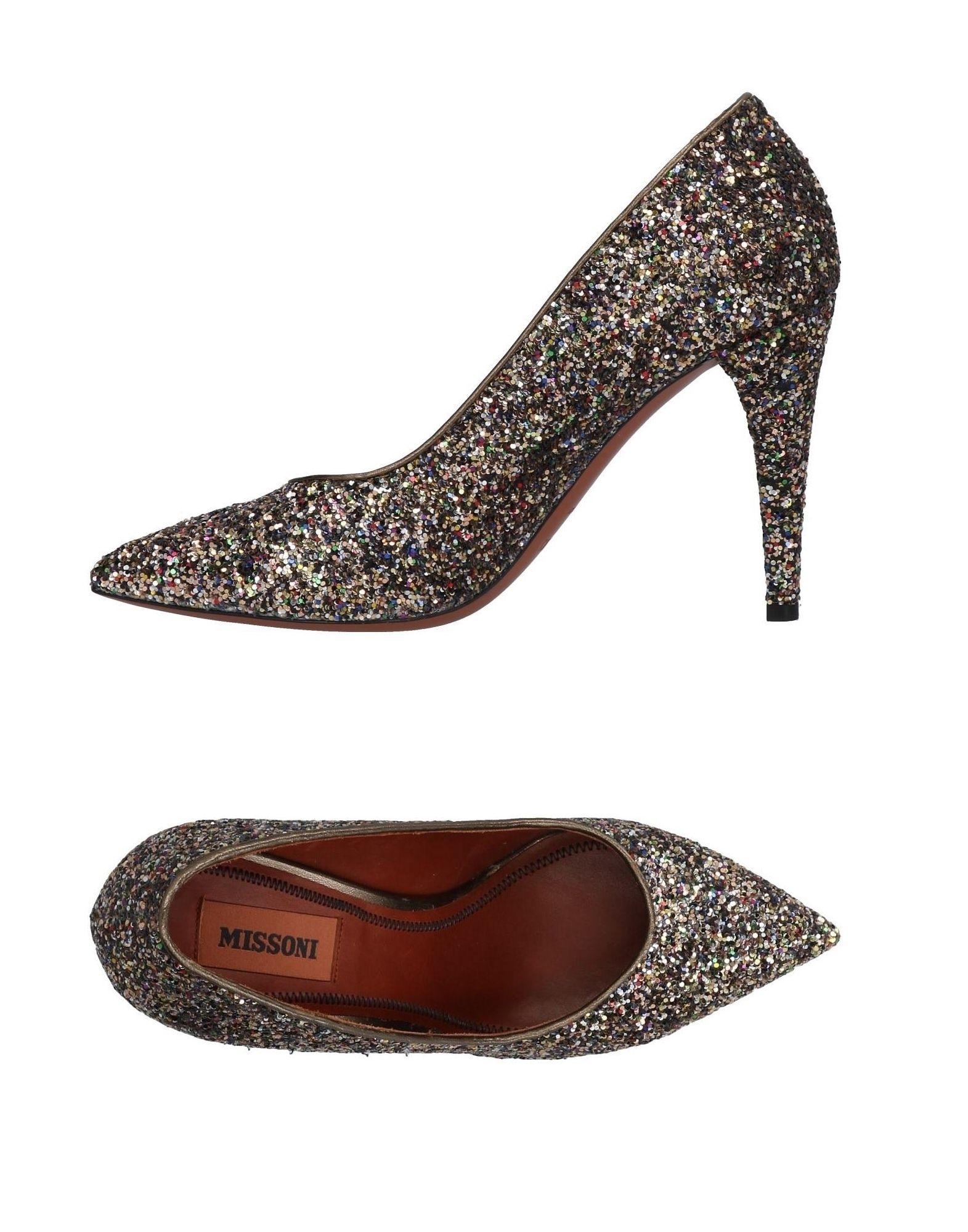 Missoni aussehende Pumps Damen  11482497TWGut aussehende Missoni strapazierfähige Schuhe 9c952b