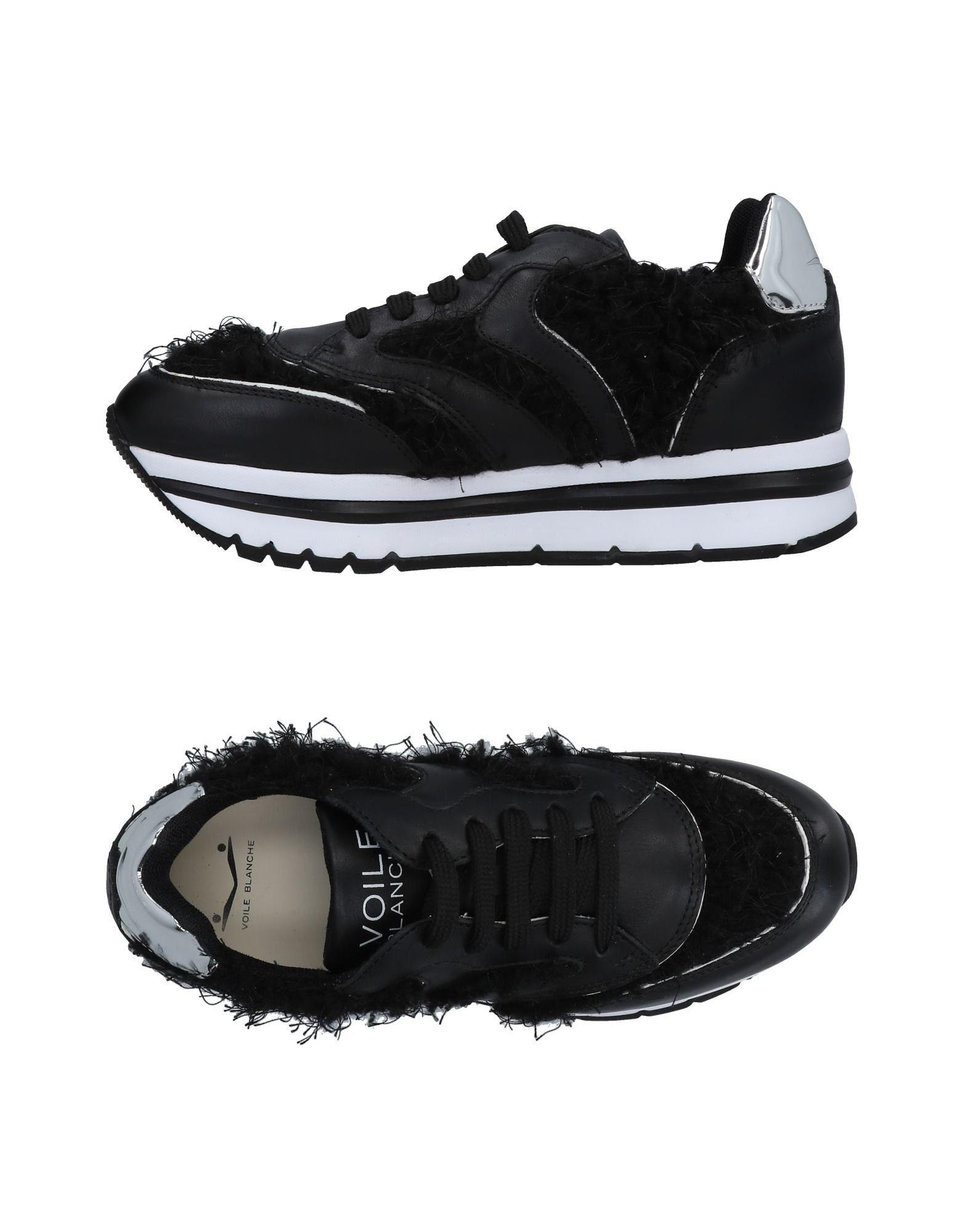 Moda barata y hermosa Zapatillas Voile Blanche Mujer - - - Zapatillas Voile Blanche  Negro 33e805