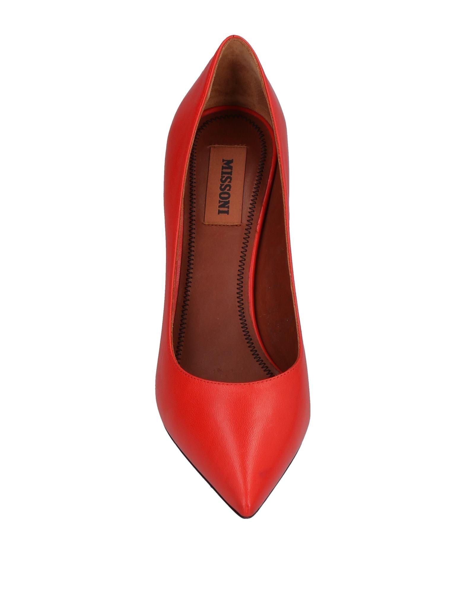 Stilvolle billige Schuhe Missoni Pumps 11482504EW Damen  11482504EW Pumps b0b8b2