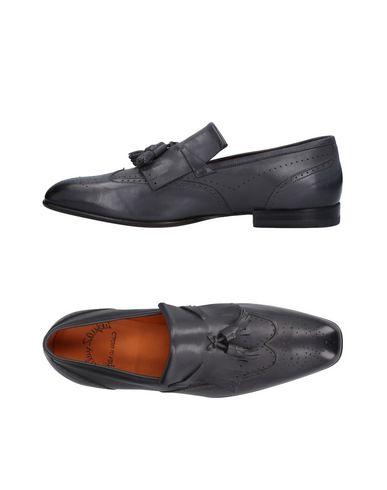 Zapatos con descuento Mocasín Santoni Hombre - Mocasines Santoni - 11482510KA Plomo