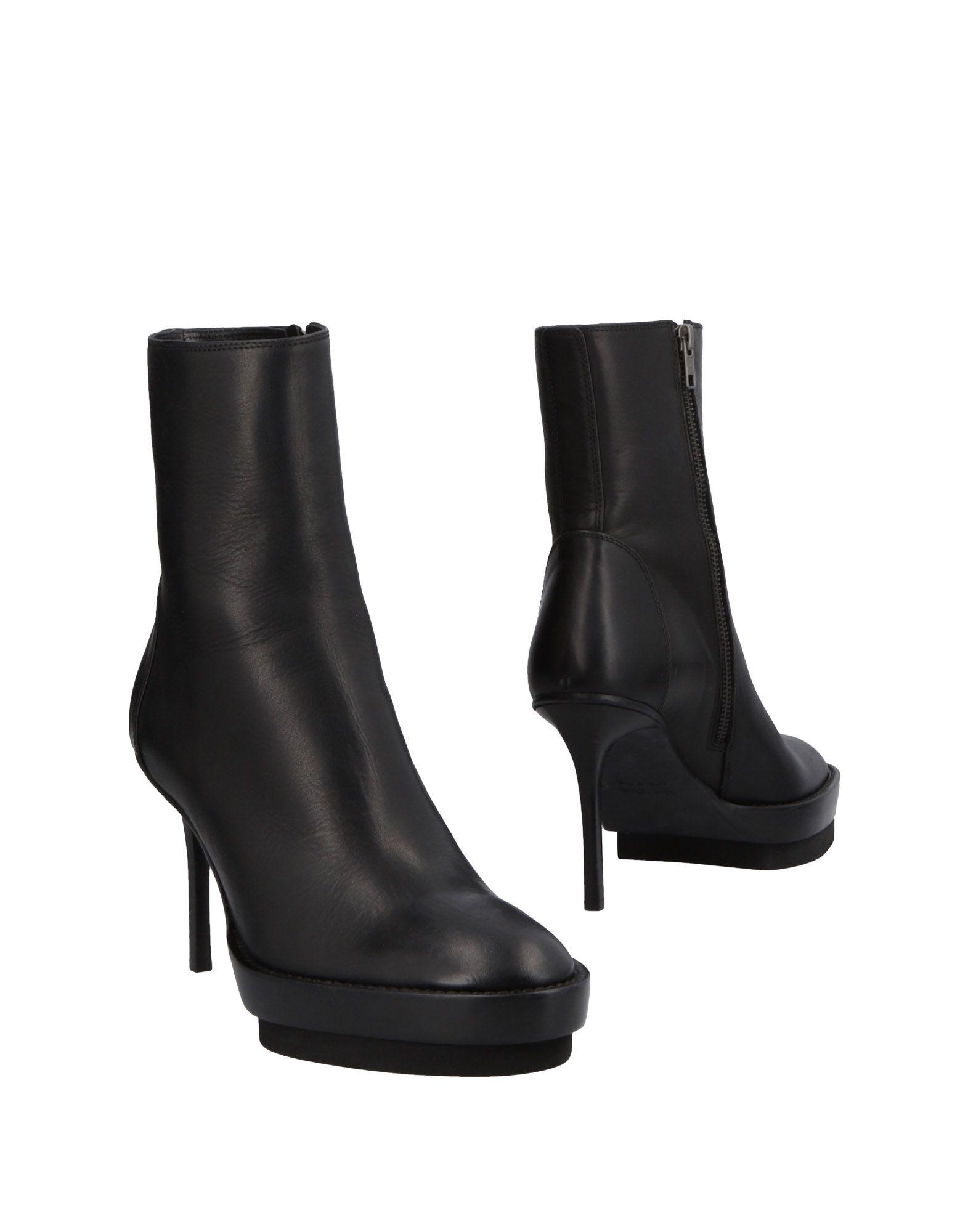 Ann Demeulemeester Stiefelette Damen  11482532UTGünstige gut aussehende Schuhe