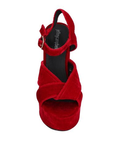 Jeffrey Sandales Rouge Rouge Campbell Campbell Jeffrey Jeffrey Sandales Campbell Sandales S71fSHqw