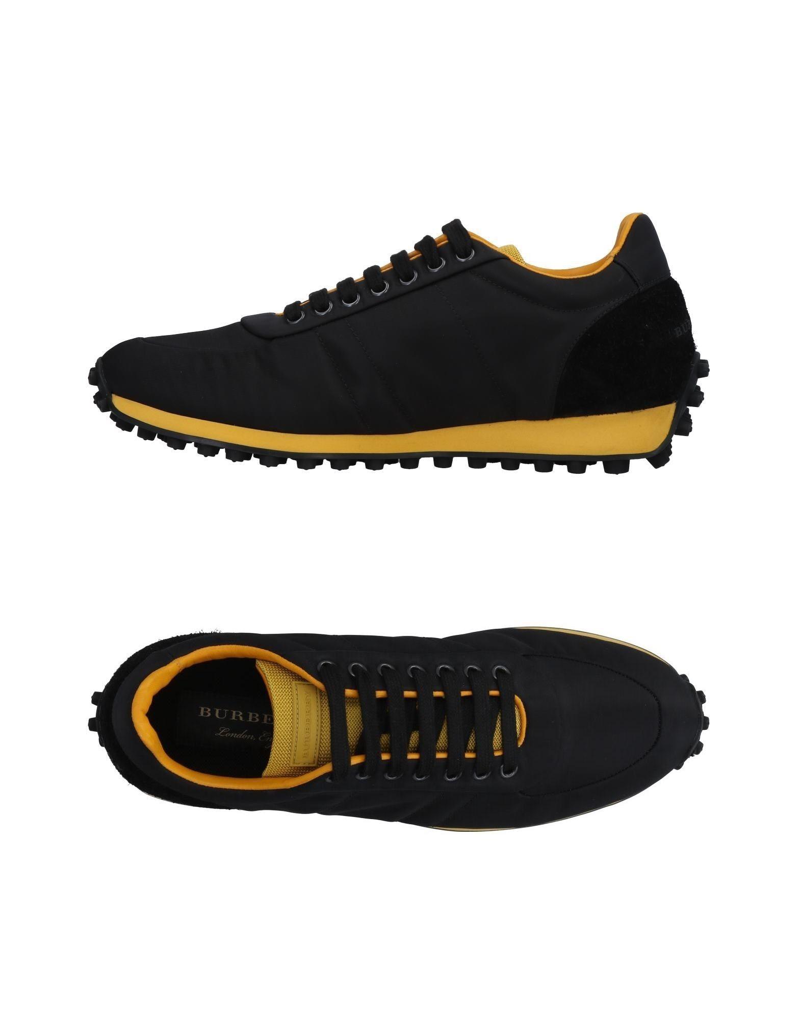 Moda Sneakers Burberry Uomo Uomo Burberry - 11482567DB 5cb42e